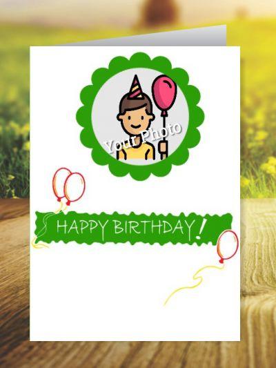Birthday Greeting Cards ID - 3323