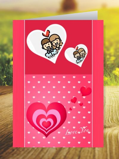 Love Greeting Cards ID - 3353