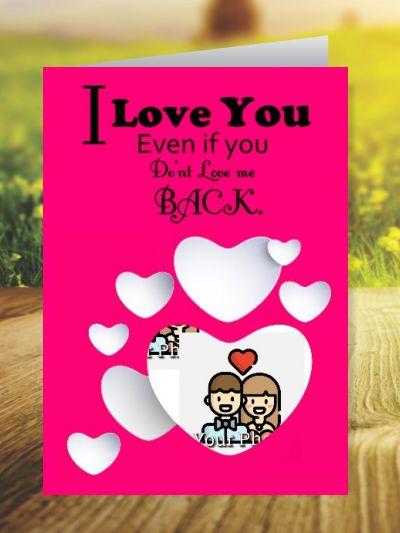 Love Greeting Cards ID - 3354
