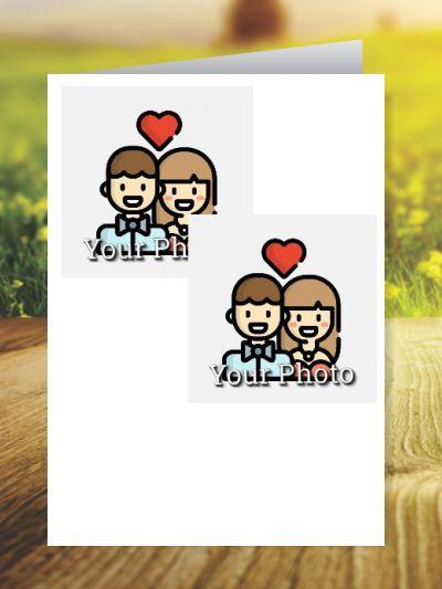 Love Greeting Cards ID - 3370