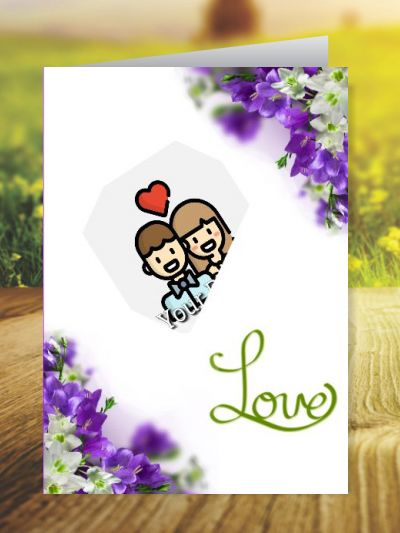 Love Greeting Cards ID - 3372