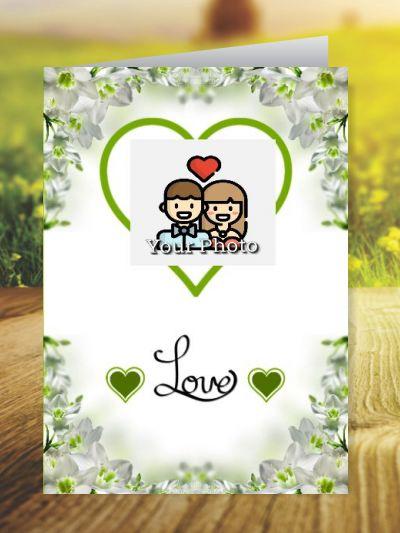 Love Greeting Cards ID - 3373