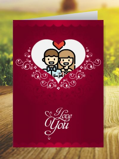 Love Greeting Cards ID - 3378