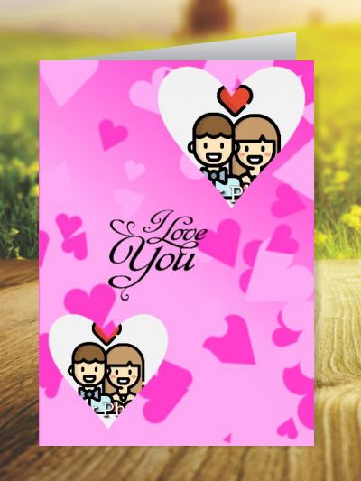 Love Greeting Cards ID - 3379