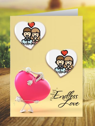 Love Greeting Cards ID - 3383