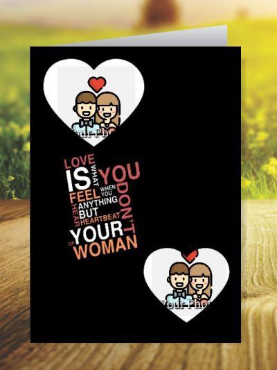 Love Greeting Cards ID - 3385