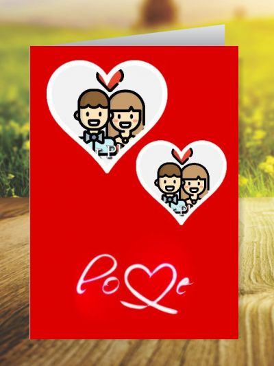 Love Greeting Cards ID - 3387