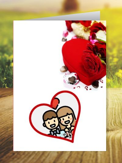 Love Greeting Cards ID - 3391