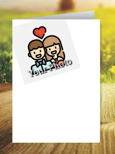Love Greeting Cards ID - 3420