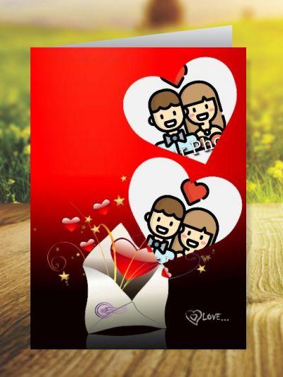 Love Greeting Cards ID - 3424