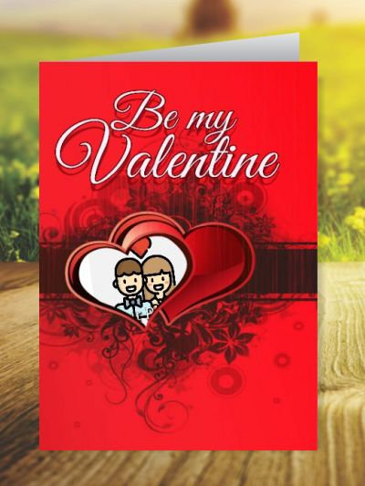 Valentines Day Greeting Cards ID - 3427