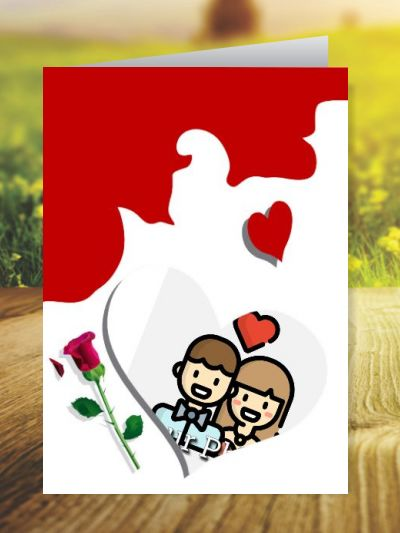 Valentines Day Greeting Cards ID - 3434