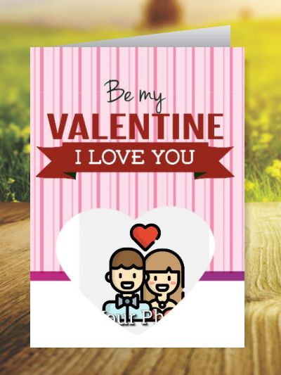 Valentines Day Greeting Cards ID - 3435