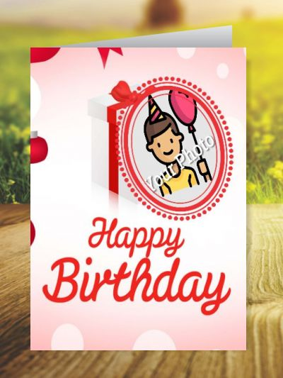 Birthday Greeting Cards ID - 3437