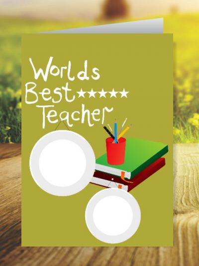 Teacher's Day Greeting Cards ID - 3467