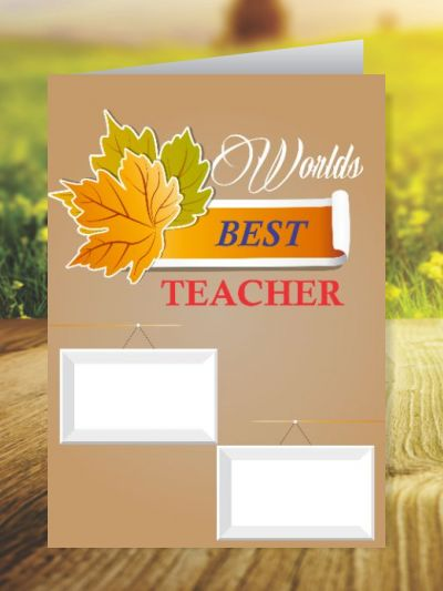 Teacher's Day Greeting Cards ID - 3476