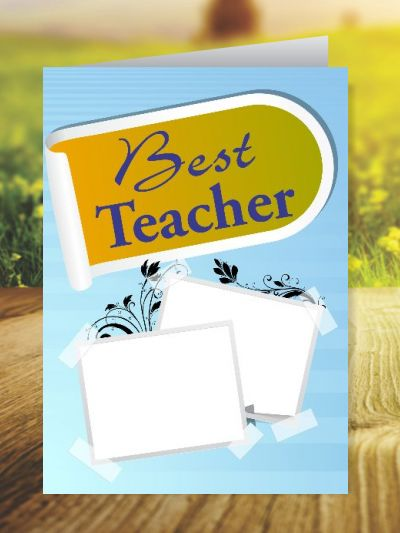 Teacher's Day Greeting Cards ID - 3478