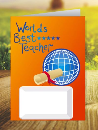 Teacher's Day Greeting Cards ID - 3485