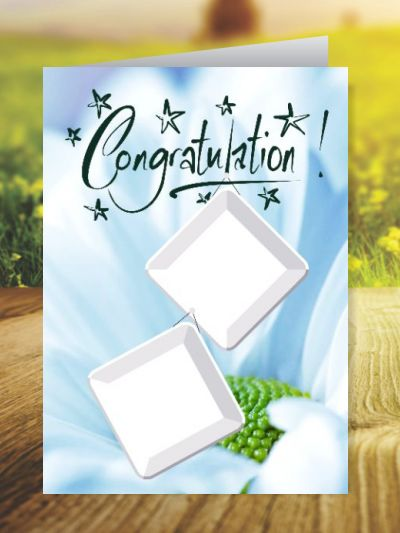 Congratulations Greeting Cards ID - 3536