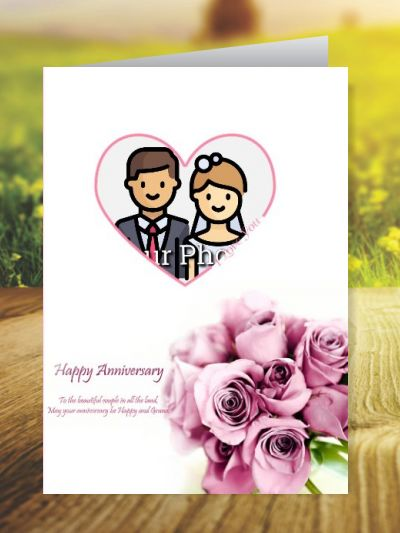 Anniversary Greeting Cards ID - 3741