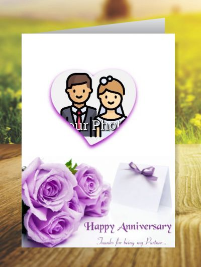 Anniversary Greeting Cards ID - 3743