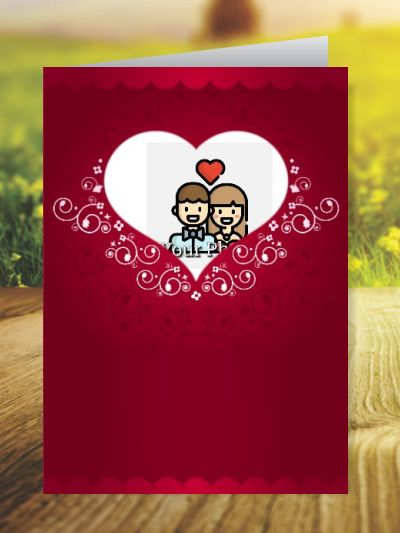 Valentines Day Greeting Cards ID - 4460