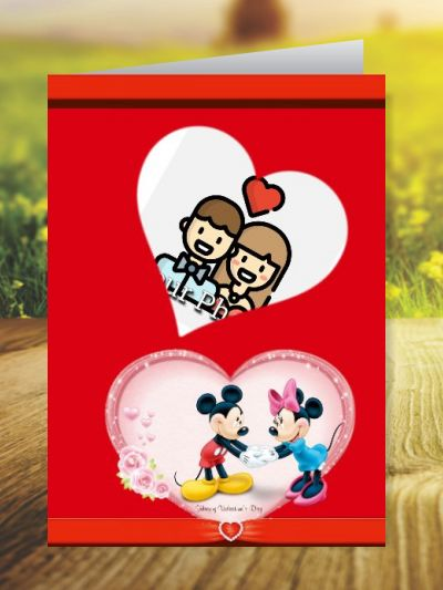 Valentines Day Greeting Cards ID - 4462