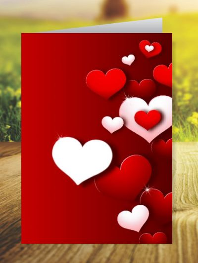Valentines Day Greeting Cards ID - 4477