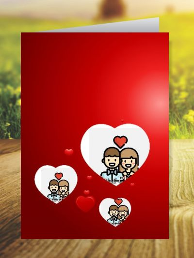 Valentines Day Greeting Cards ID - 4518