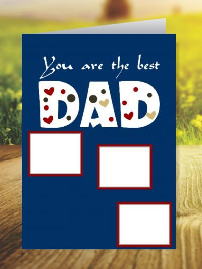 Father's Day Greeting Cards ID - 4619