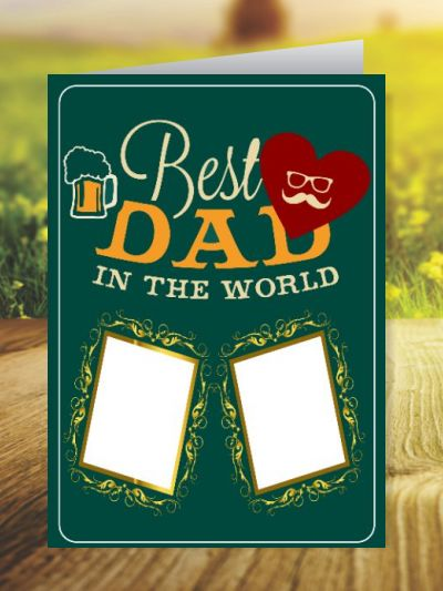 Father's Day Greeting Cards ID - 4620