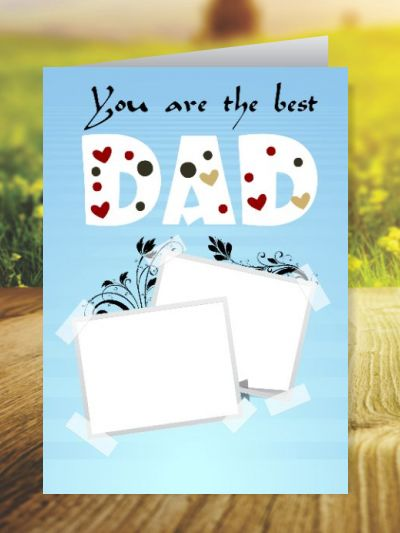 Father's Day Greeting Cards ID - 4624