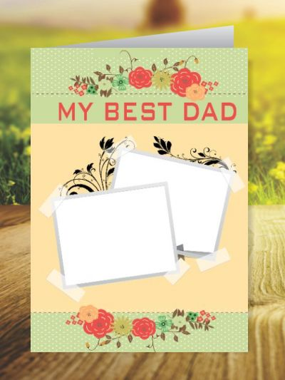 Father's Day Greeting Cards ID - 4628