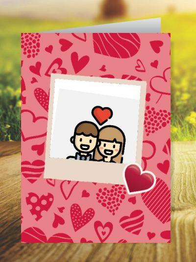 Love Greeting Cards ID - 4692