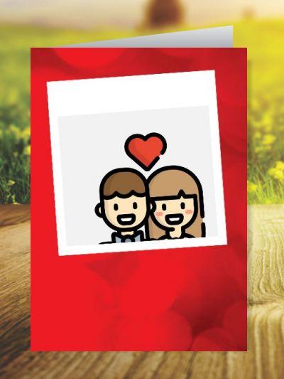 Love Greeting Cards ID - 4697