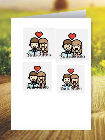 Love Greeting Cards ID - 4698