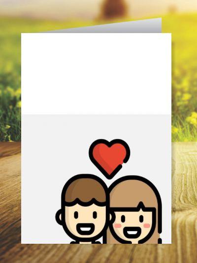 Love Greeting Cards ID - 4701