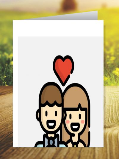 Love Greeting Cards ID - 4707