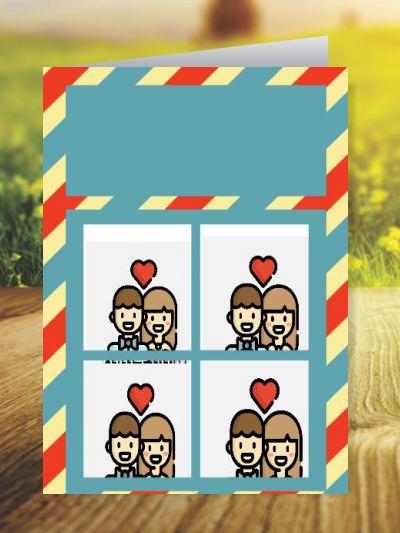 Love Greeting Cards ID - 4709