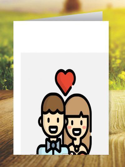 Love Greeting Cards ID - 4711
