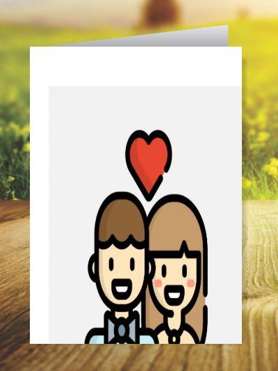 Love Greeting Cards ID - 4716