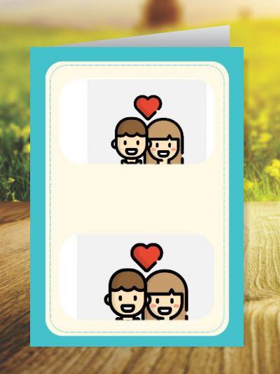 Love Greeting Cards ID - 4717