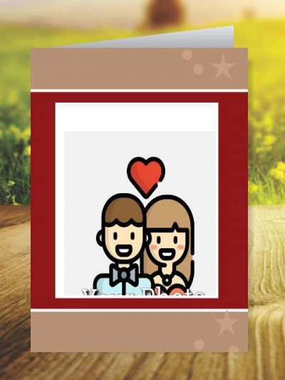 Valentines Day Greeting Cards ID - 4729