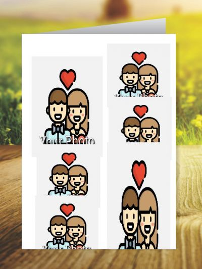 Valentines Day Greeting Cards ID - 4761
