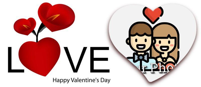One Big Loving Heart- Valentine's Day Coffee Mug
