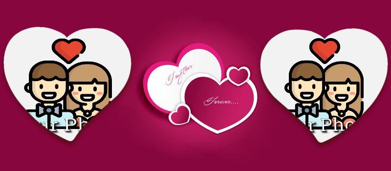 Together Forever - Valentine's Day Coffee Mug
