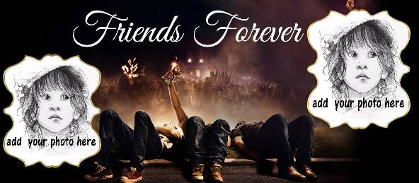 Friends Forever - Two Images Coffee M<ug