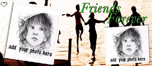 Friends Forever [Ver. 4] Coffee Mug