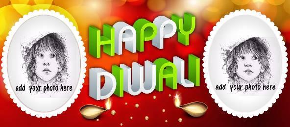 Happy Diwali- Glowing Diyas Coffee Mug