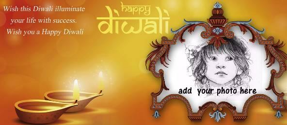 Happy Diwali Wishes with Beautiful Quote Coffee Mug